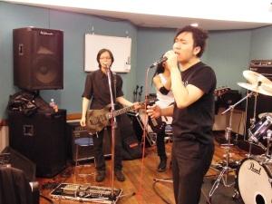 Rehearsal of LV
