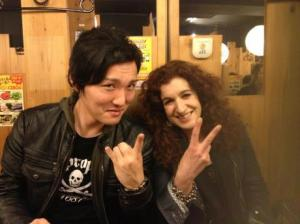 Tetsu & Marixe!
