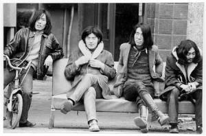 Happy End, 1970. Foto: markhnewton.com