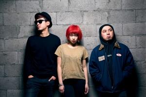 Sol (B), Annie (V & K) & Toby (G).