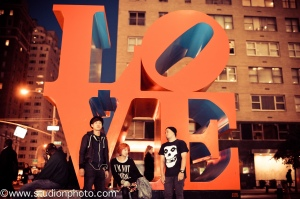 Love Sculpture (NYC).