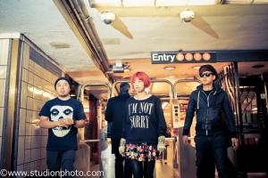MTA Subway (NYC).