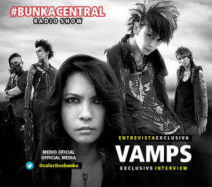 VAMPSxBunka Exclusive Interview