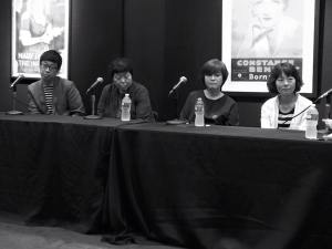 "Special Focus panel: ""Myung Films: Pioneers and Women behind the Camera in Korean Film"" at NYAFF 2015."