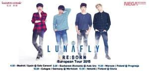 Lunafly EU Tour
